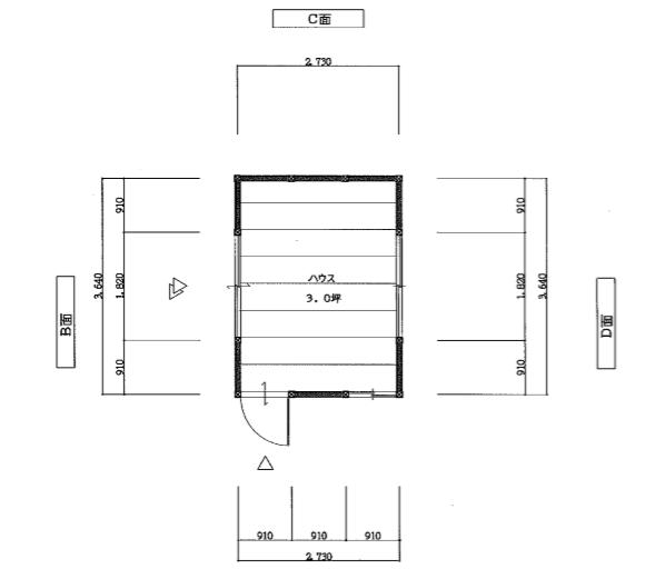 ログハウスキットの構想、図面依頼、そして発注までの手続き。
